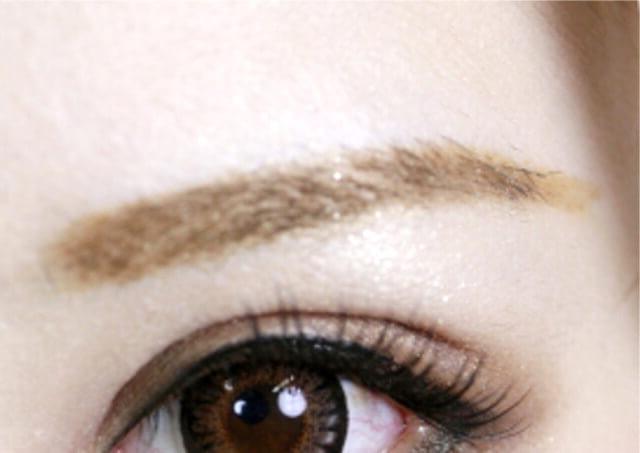 理想の眉毛が手に入る眉毛デザイン