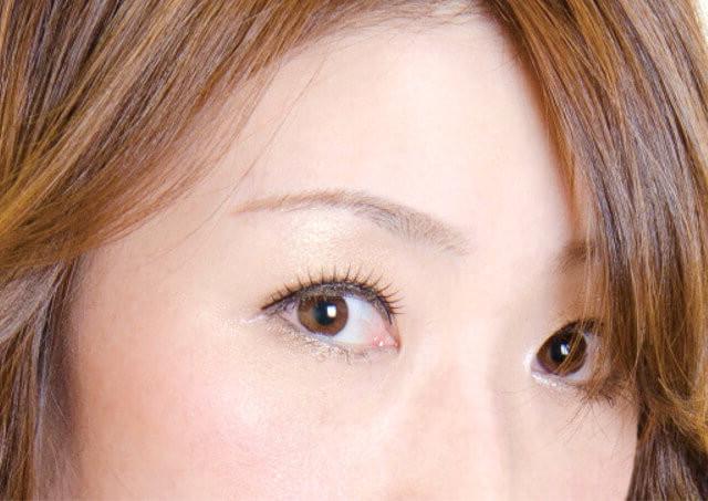 年齢に合わせた眉毛でアンチエイジング